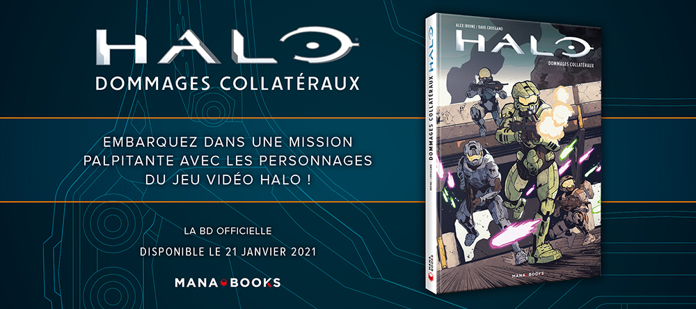 Alerte Covenants ! Halo rejoint notre catalogue