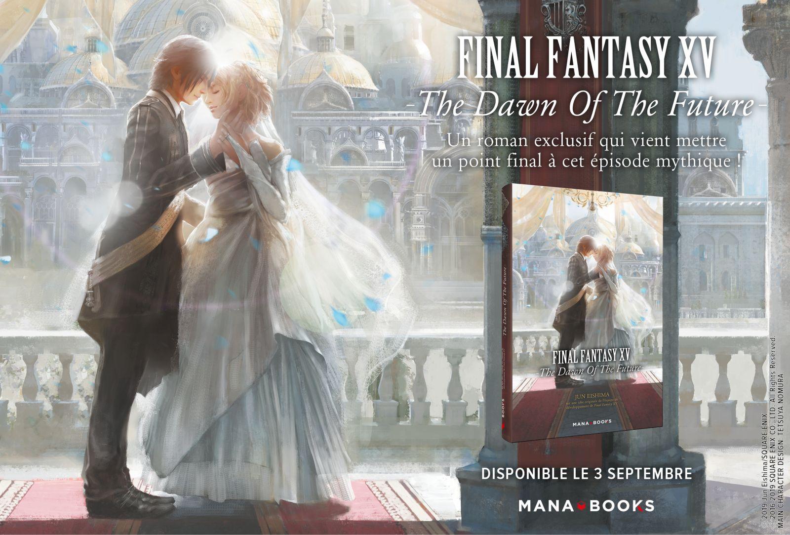 Final Fantasy [Jeu vidéo] - Page 41 FINALFANTASY_THEDAWNOFTHEFUTURE_FACEBOOK-Banniere
